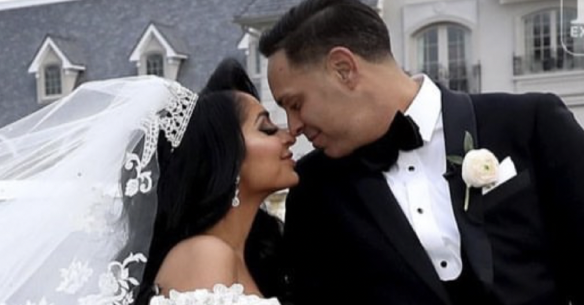 Exclusive Trash Shocking Audio Of Deena Jwoww And Snooki S Speech At Angelina S Wedding Revealed Champion Daily