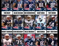 Best New England Pats Of All Time (Vote On Story)